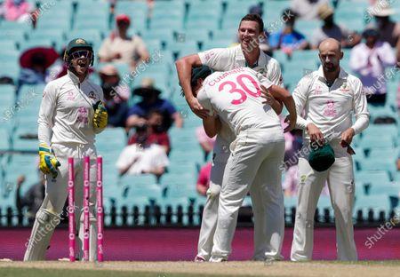 Editorial photo of India Cricket, Sydney, Australia - 09 Jan 2021