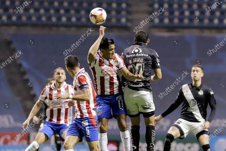 Editorial photo of Puebla vs. Guadalajara, Mexico - 08 Jan 2021