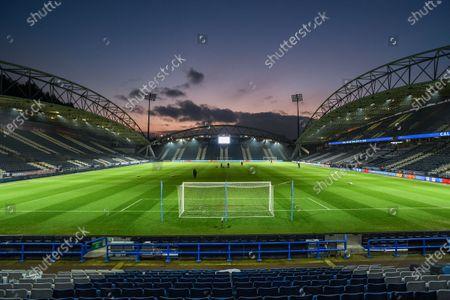 John Smith Stadium, general view
