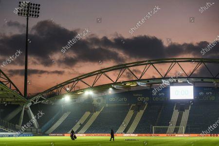 General view of John Smith Stadium, Huddersfield