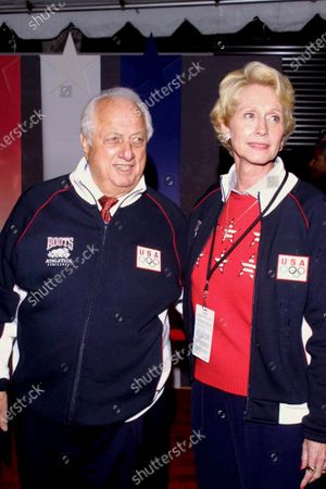 """Tommy Lasorda At The Premiere Of """"Miracle"""" at El Capitan Theatre on Hollywood Blvd in Hollywood, CA."""