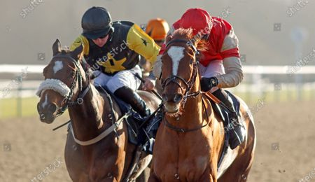 Editorial photo of Horse Racing - 09 Jan 2021