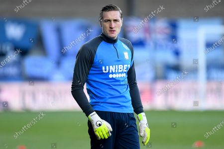 Editorial image of Wycombe Wanderers v Preston North End, FA Cup - 09 Jan 2021