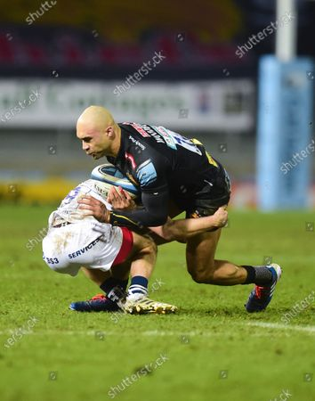 Stock Picture of Olly Woodburn of Exeter Chiefs- Mandatory by-line: Alex James/JMP