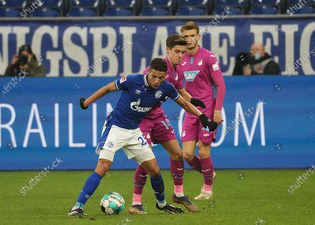 Amine Harit (Schalke), Christoph Baumgartner (Hoffenheim)