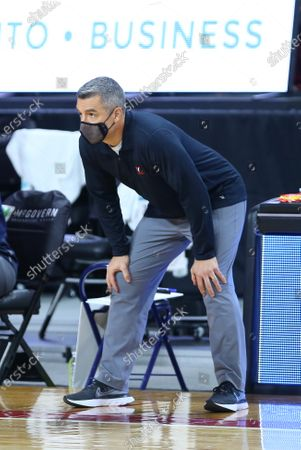 Editorial picture of NCAA Basketball Virginia vs Boston College, Chestnut Hill, USA - 09 Jan 2021