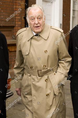 Sir Donald Sinden