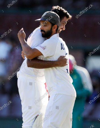 Editorial photo of India Cricket, Sydney, Australia - 11 Jan 2021