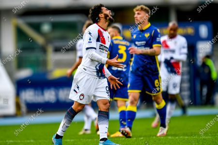 Editorial picture of Hellas Verona vs FC Crotone, Italian football Serie A match, Italy - 10 Jan 2021