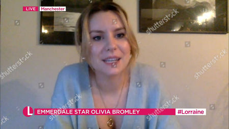 Stock Picture of Olivia Bromley