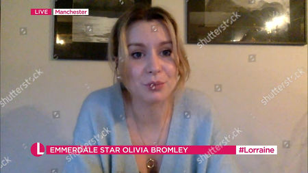 Stock Image of Olivia Bromley