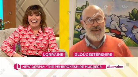 Editorial image of 'Lorraine' TV Show, London, UK - 11 Jan 2021