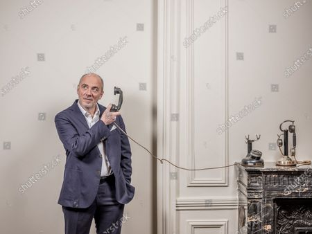 Stock Picture of Stephane Richard