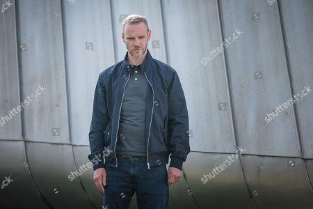 Stock Image of Joe Absolom as Andy Warren