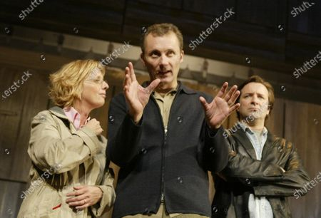 Editorial photo of Benefactors Play performed at the Vaudeville THeatre, London, UK - 21 Jun 2002