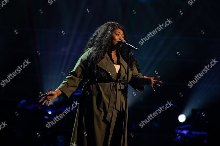 'The Voice UK' TV Show, Episode 3