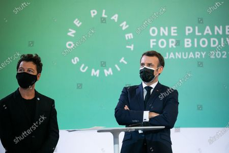 Editorial picture of Fourth edition of the One Planet Summit, Paris, France - 11 Jan 2021