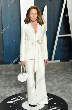 Diane Lane arrives at the Vanity Fair Oscar Party, in Beverly Hills, Calif. Lane turns 56 on Jan. 22