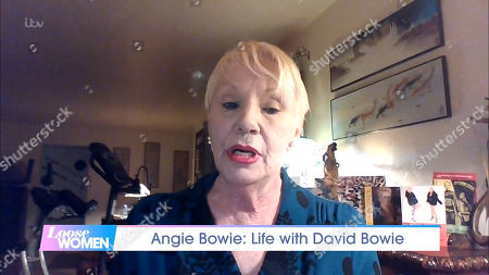 Stock Image of Angie Bowie