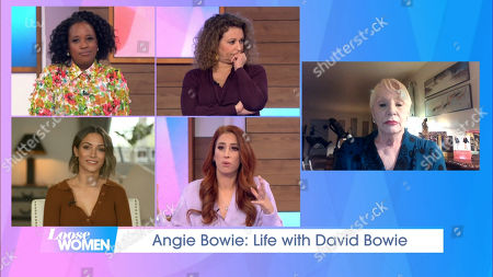 Editorial picture of 'Loose Women' TV Show, London, UK - 11 Jan 2021