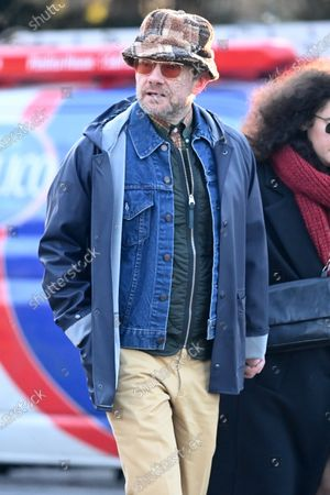 Exclusive - Martin Freeman