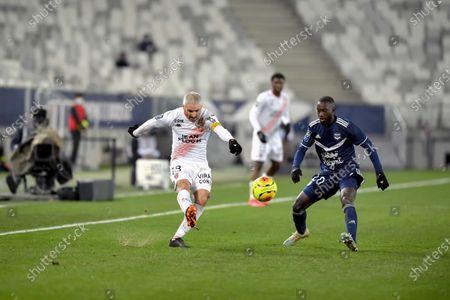 Fabien Lemoine and Youssouf Sabaly