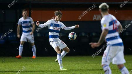 Stock Image of Tom Carroll of QPR