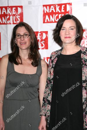 Anne Kauffman and Chloe Moss