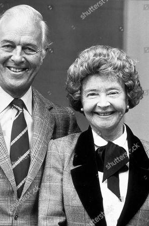 DULCIE GRAY AND MICHAEL DENISON 1985