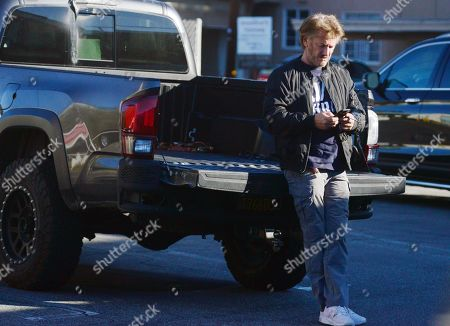 Editorial photo of Sean Penn out and about, Los Angeles, California, USA - 11 Jan 2021