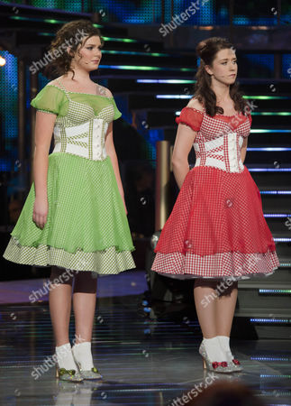 Dani Rayner and Danielle Hope