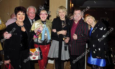 Ruth Madoc, Barry Howard  Su Pollard, Nikki Kelly, Paul Shane and Linda Regan