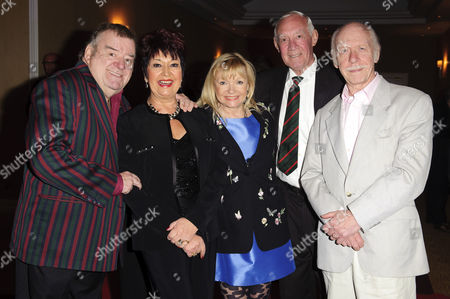 Paul Shane, Ruth Madoc, Linda Regan and Brian Murphy