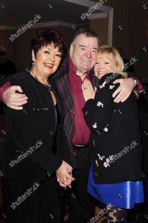Ruth Madoc, Paul Shane and Linda Regan