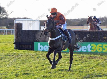 Editorial photo of Horse Racing - 12 Jan 2021