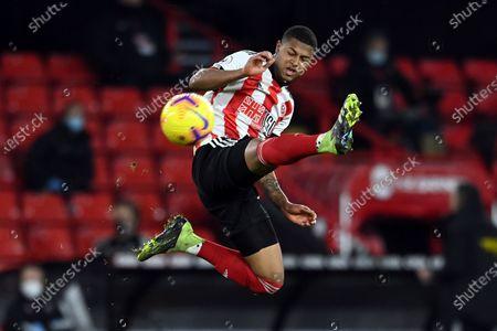Editorial picture of Soccer Premier League, Sheffield, United Kingdom - 12 Jan 2021