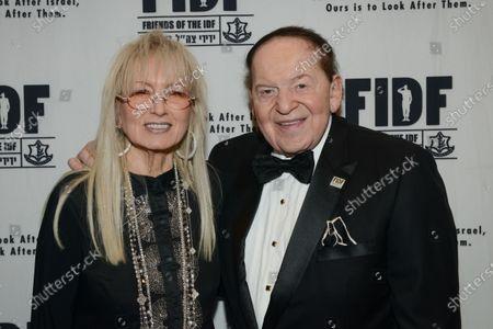 Dr. Miri Adelson, Sheldon Adelson