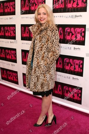 Editorial picture of 'La Cage Aux Folles' Opening Night, New York, America - 18 Apr 2010