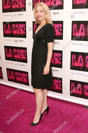 Editorial photo of 'La Cage Aux Folles' Opening Night, New York, America - 18 Apr 2010