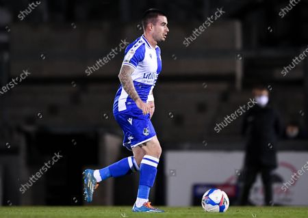 Stock Picture of Michael Kelly of Bristol Rovers