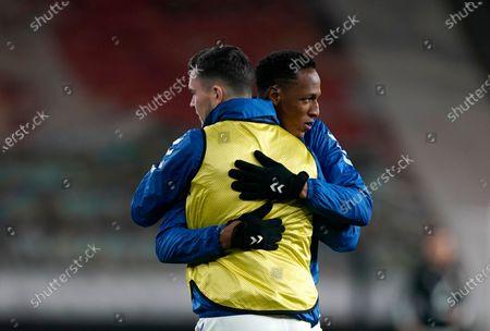 Editorial image of Soccer Premier League, Wolverhampton, United Kingdom - 12 Jan 2021