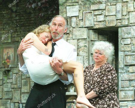 Laura Main, Christopher Godwin, Carol Macready