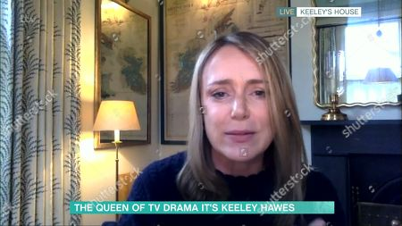 Stock Photo of Keeley Hawes
