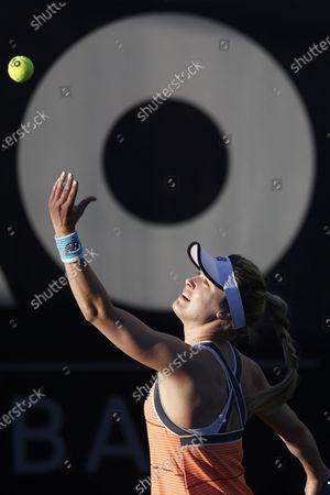 Editorial picture of Uae Dubai Tennis Australian Open Qualifiers Women's Singles - 12 Jan 2021
