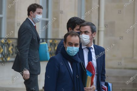 Editorial picture of Weekly cabinet meeting, Elysee, Paris, France - 13 Jan 2021
