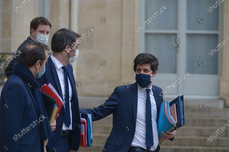Editorial photo of Weekly cabinet meeting, Elysee, Paris, France - 13 Jan 2021