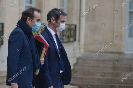 Editorial image of Weekly cabinet meeting, Elysee, Paris, France - 13 Jan 2021