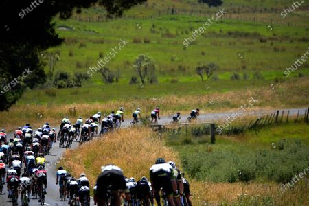 Masterton-Alfredton road circuit - Stage Two of 2021 NZ Cycle Classic UCI Oceania Tour in Wairarapa, New Zealand on Wednesday, 13 January 2021.