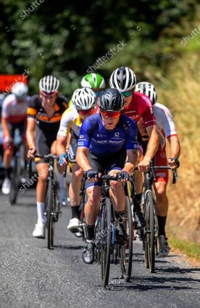 Editorial image of NZ Cycle Classic Stage Two, Cycling, New Zealand - 14 Jan 2021