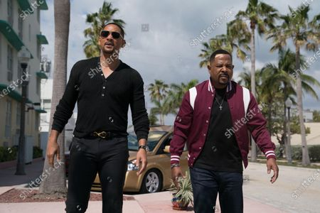 Editorial photo of Bad Boys for Life - 2020